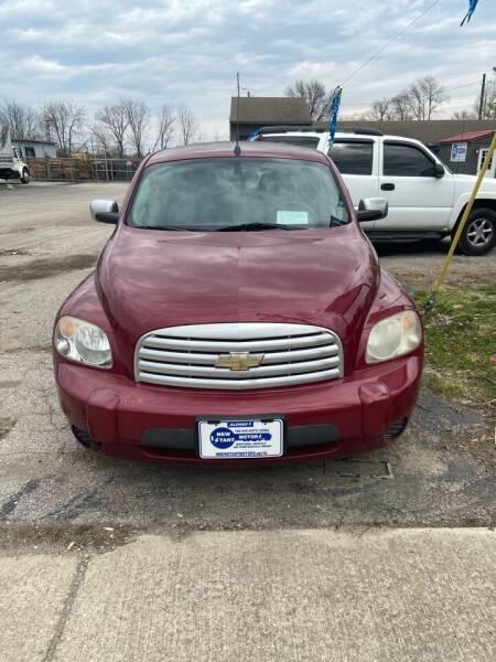 2006 Chevrolet HHR for sale at New Start Motors LLC - Rockville in Rockville IN