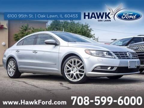 2013 Volkswagen CC for sale at Hawk Ford of Oak Lawn in Oak Lawn IL