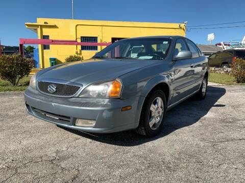 2004 Suzuki Verona for sale at Mid City Motors Auto Sales - Mid City North in N Fort Myers FL