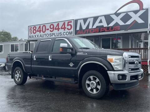 2011 Ford F-350 Super Duty for sale at Maxx Autos Plus in Puyallup WA