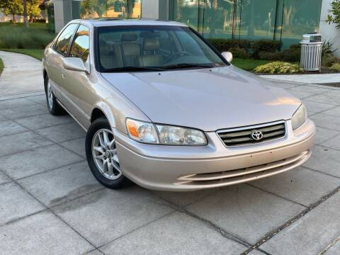 2001 Toyota Camry for sale at Top Motors in San Jose CA
