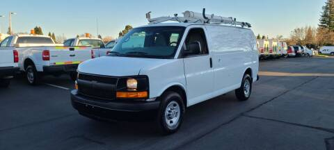 2013 Chevrolet Express Cargo for sale at Cars R Us in Rocklin CA