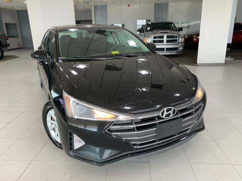 2019 Hyundai Elantra for sale at Auto Mall of Springfield in Springfield IL