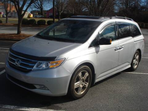 2011 Honda Odyssey for sale at Uniworld Auto Sales LLC. in Greensboro NC