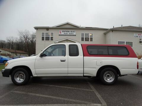 2000 Toyota Tacoma for sale at SOUTHERN SELECT AUTO SALES in Medina OH