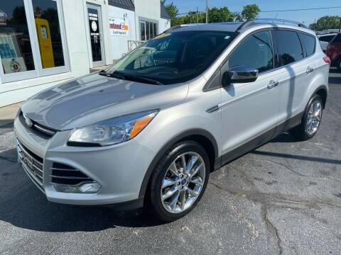 2014 Ford Escape for sale at Huggins Auto Sales in Ottawa OH