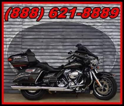 2016 Harley-Davidson Electra Glide for sale at Motomaxcycles.com in Mesa AZ