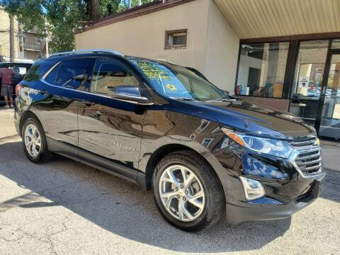 2018 Chevrolet Equinox for sale at ECONOMY AUTO MART in Chicago IL