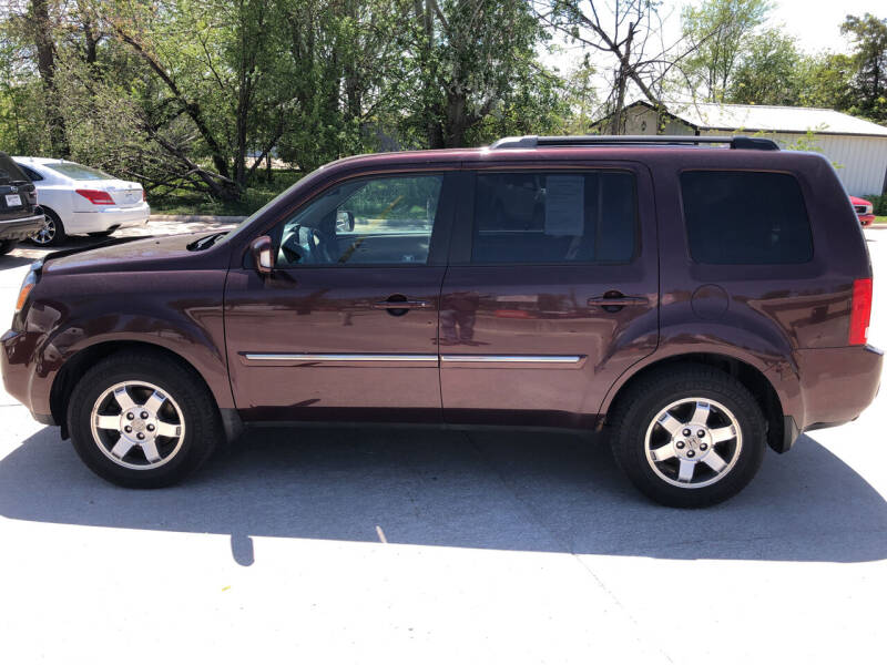 2010 Honda Pilot for sale at 6th Street Auto Sales in Marshalltown IA