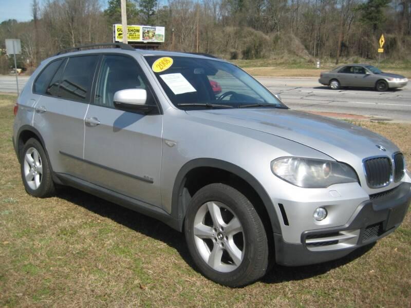 2008 BMW X5 for sale at Carland Enterprise Inc in Marietta GA