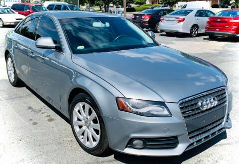 2009 Audi A4 for sale at RD Motors, Inc in Charlotte NC