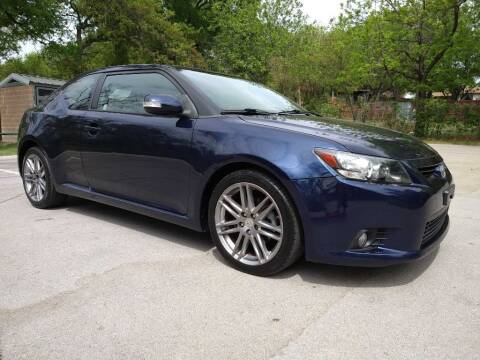 2012 Scion tC for sale at Thornhill Motor Company in Lake Worth TX