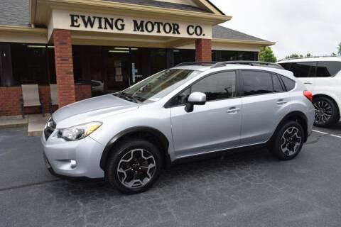 2014 Subaru XV Crosstrek for sale at Ewing Motor Company in Buford GA