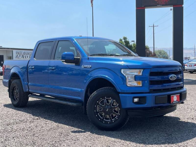 2015 Ford F-150 for sale at The Other Guys Auto Sales in Island City OR
