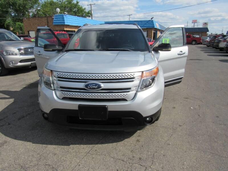 2011 Ford Explorer for sale at PLATINUM AUTO SALES in Dearborn MI