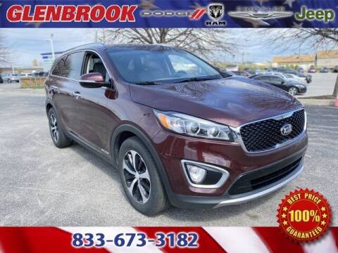 2016 Kia Sorento for sale at Glenbrook Dodge Chrysler Jeep Ram and Fiat in Fort Wayne IN
