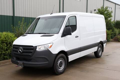 2021 Mercedes-Benz Sprinter Cargo for sale at Carousel Auto Group in Iowa City IA