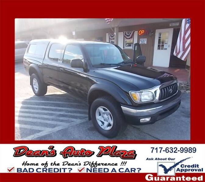 2004 Toyota Tacoma for sale at Dean's Auto Plaza in Hanover PA