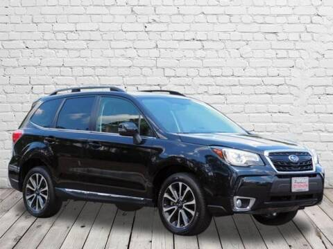 2017 Subaru Forester for sale at PHIL SMITH AUTOMOTIVE GROUP - Manager's Specials in Lighthouse Point FL