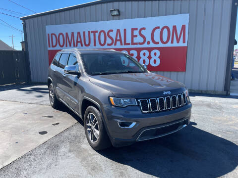2018 Jeep Grand Cherokee for sale at Auto Group South - Idom Auto Sales in Monroe LA