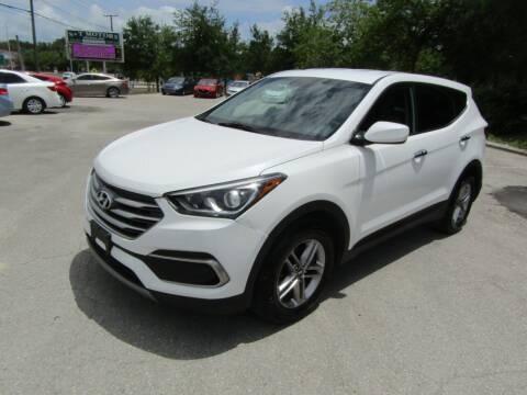 2018 Hyundai Santa Fe Sport for sale at S & T Motors in Hernando FL