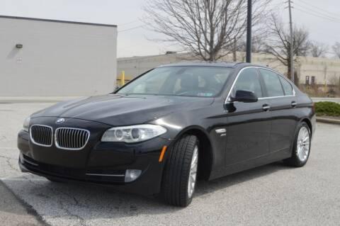 2012 BMW 5 Series for sale at TKP Auto Sales in Eastlake OH