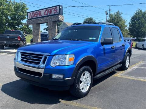 2010 Ford Explorer Sport Trac for sale at I-DEAL CARS in Camp Hill PA