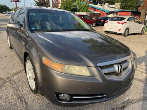 2008 Acura TL for sale at PRESTIGE AUTOPLEX LLC in Austin TX