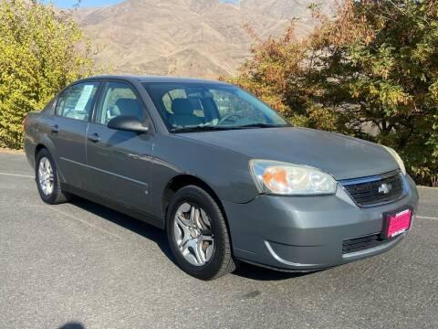 2007 Chevrolet Malibu for sale at Clarkston Auto Sales in Clarkston WA