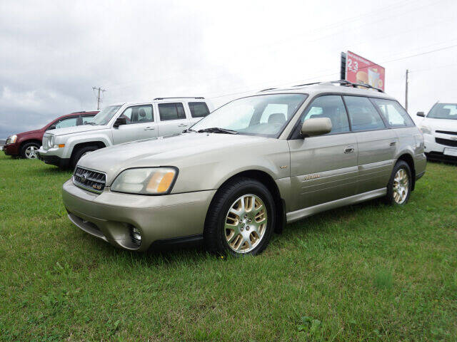 2003 Subaru Outback for sale at CHAPARRAL USED CARS in Piney Flats TN