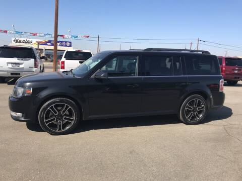2014 Ford Flex for sale at First Choice Auto Sales in Bakersfield CA