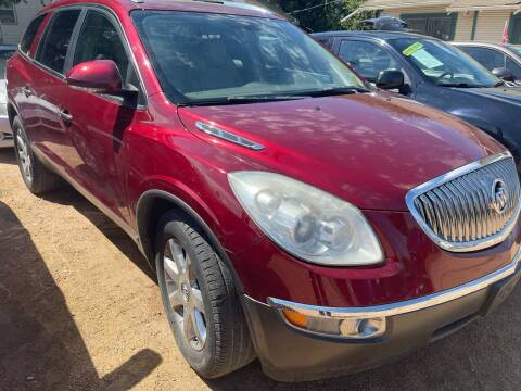 2010 Buick Enclave for sale at S & J Auto Group in San Antonio TX