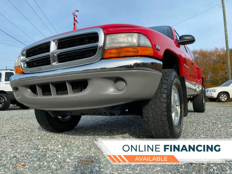 1997 Dodge Dakota for sale at Prime One Inc in Walkertown NC