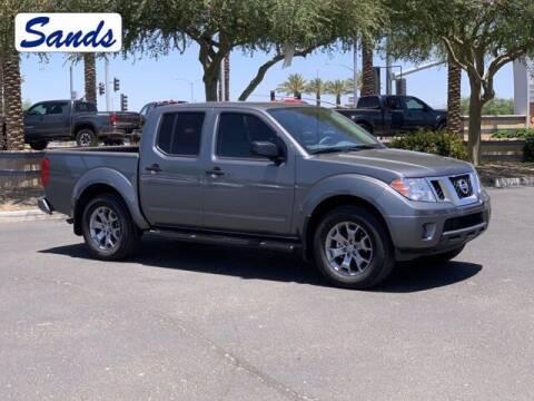 2020 Nissan Frontier for sale at Sands Chevrolet in Surprise AZ