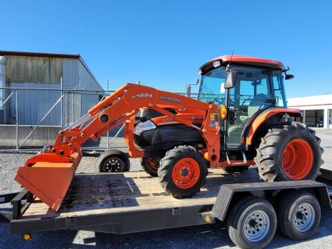 2011 Kubota L4740 for sale at Ford's Auto Sales in Kingsport TN