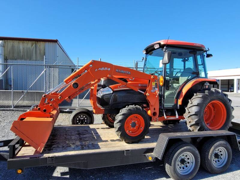 2015 Kubota L4740 for sale at Ford's Auto Sales in Kingsport TN