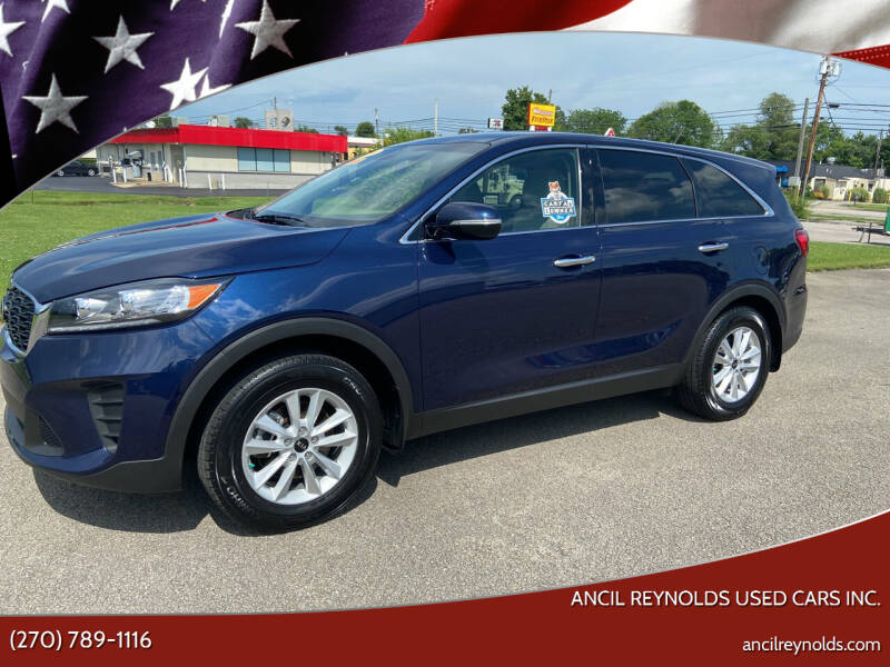 2019 Kia Sorento for sale at Ancil Reynolds Used Cars Inc. in Campbellsville KY
