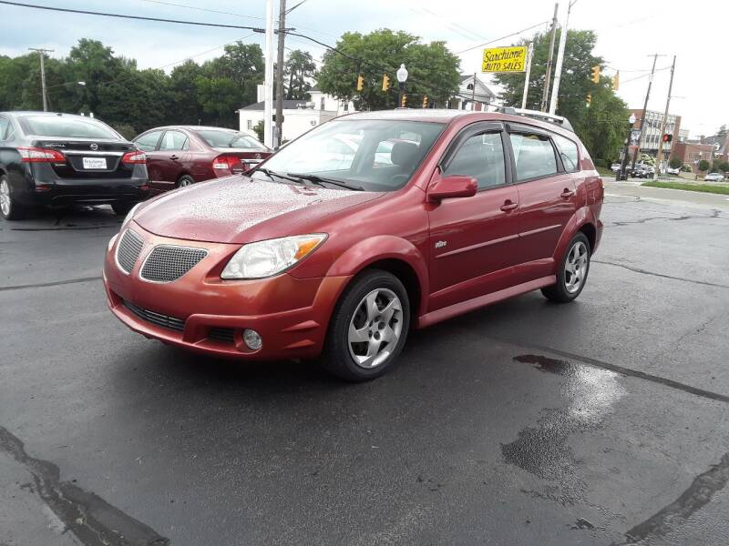 2008 Pontiac Vibe for sale at Sarchione INC in Alliance OH