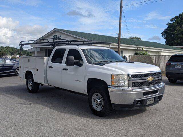 2011 Chevrolet Silverado 2500HD for sale at Best Used Cars Inc in Mount Olive NC