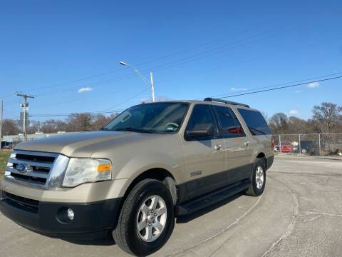 2007 Ford Expedition EL for sale at Xtreme Auto Mart LLC in Kansas City MO