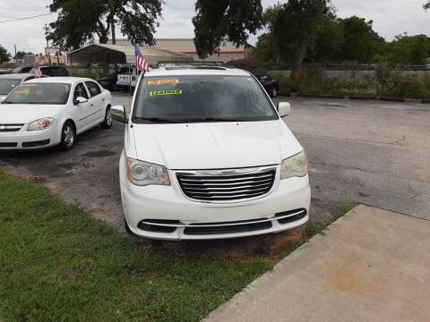 2012 Chrysler Town and Country for sale at Easy Credit Auto Sales in Cocoa FL