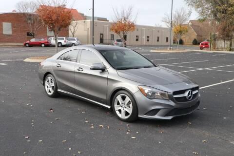 2016 Mercedes-Benz CLA for sale at Auto Collection Of Murfreesboro in Murfreesboro TN