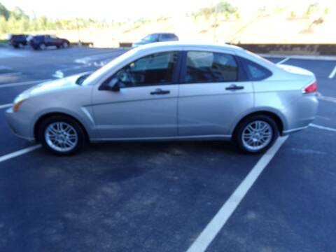 2009 Ford Focus for sale at West End Auto Sales LLC in Richmond VA