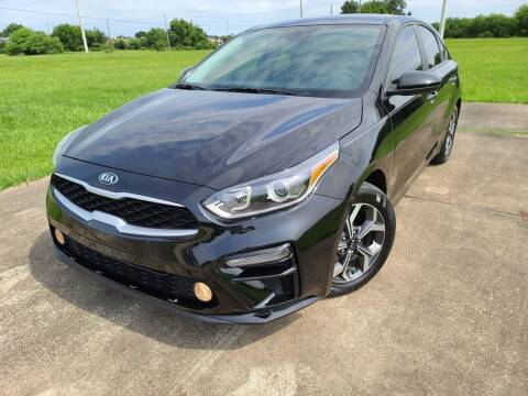 2019 Kia Forte for sale at Laguna Niguel in Rosenberg TX