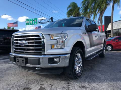 2016 Ford F-150 for sale at Gtr Motors in Fort Lauderdale FL