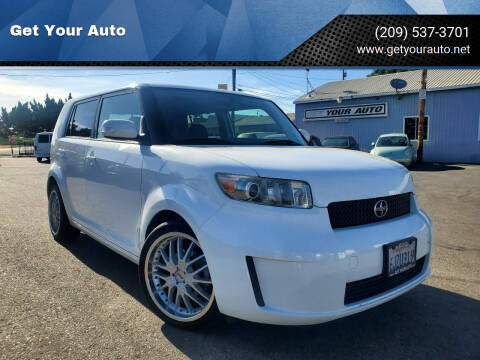 2009 Scion xB for sale at Get Your Auto in Ceres CA