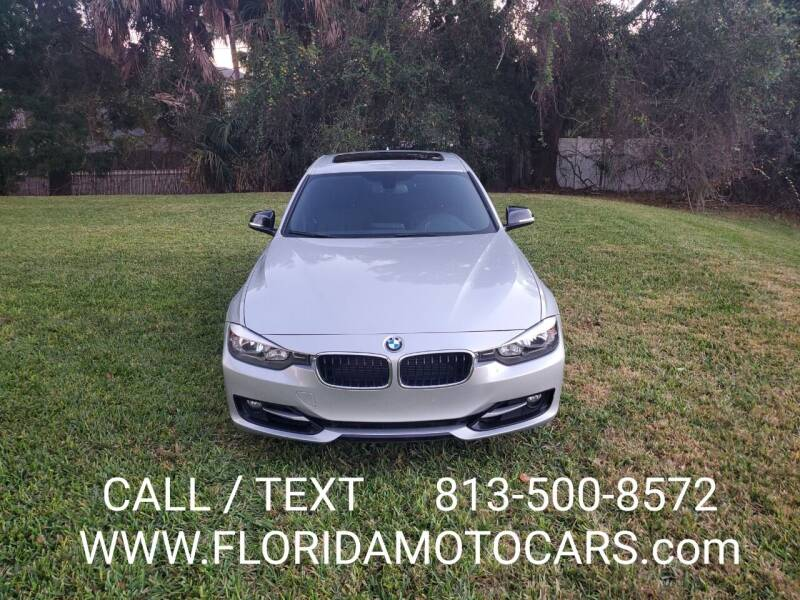2014 BMW 3 Series for sale at Florida Motocars in Tampa FL