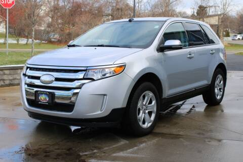 2013 Ford Edge for sale at Great Lakes Classic Cars in Hilton NY