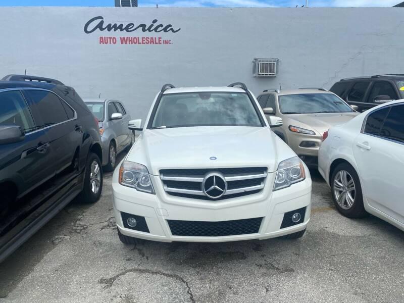 2010 Mercedes-Benz GLK for sale in Miami, FL
