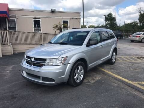 2011 Dodge Journey for sale at Saipan Auto Sales in Houston TX